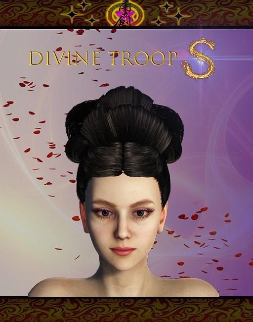 DTS-Model1A-Hair