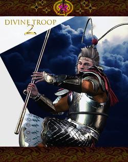 Divine Troop2 - MonkeyKingSuit