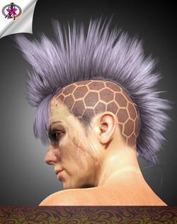 Apocalyptic Hair - Death HawkB-Thumbnail