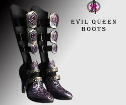 Evil Queen - Boots