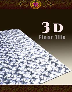 Luxury Floor - Glass Tiles 02