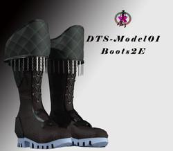 dts-model01-boots2e-3d-model-low-poly-ob