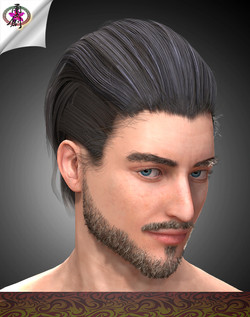 Active Outdoor Hairstyles - Slicked Back Hair - Thumbnail