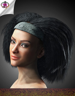 Apolcalyptic Hairstyle-Afro-MainPoster-T