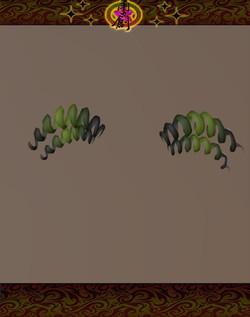 YC-VisualRock-Double Ponytails