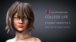 StudentHair-5-Poster1