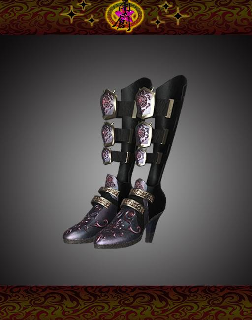 DTS - Evil Queen - Boots