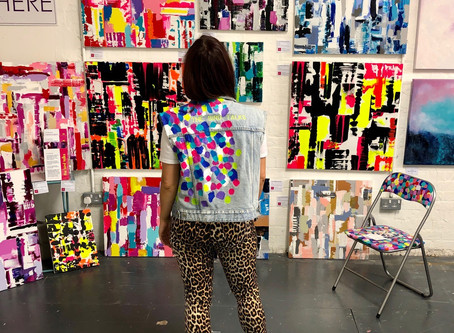 Roy's Art Fair: The Lowdown