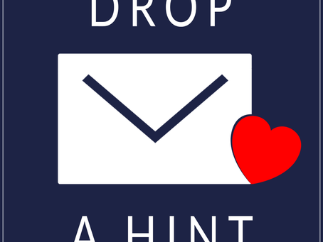 How to #dropahint