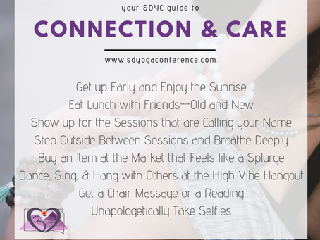 Connection + Care