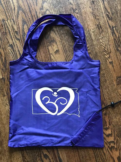SDYC Purple Tote Bag