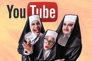 """Vídeos de """"Santo Humor, uma Comédia Divina"""" agora estão no Youtube"""