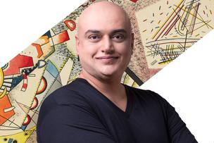 Anselmo Dequero celebra aniversário e comemora um ano de Santo Humor