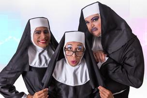 Santo Humor estará na Campanha de Popularização do Teatro