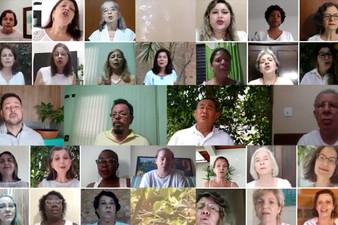 Coral Canto Alegre encerra experiência virtual com produção musical