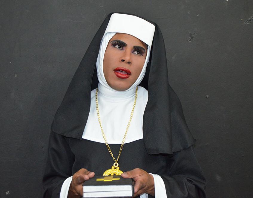 Irmã Cida (Cleiton Carlos).