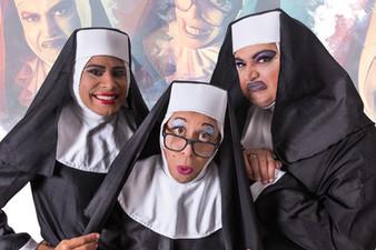 "Comédia ""Santo Humor"" volta ao Teatro Municipal Manoel Lyra"