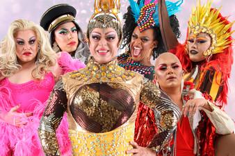"""Espetáculo """"Drag Queen, o Musical"""" retorna ao Maria Monteiro, em Campinas"""