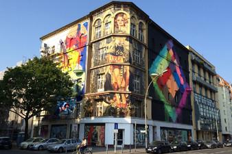 Berlin ganha museu dedicado à Arte Urbana Contemporânea