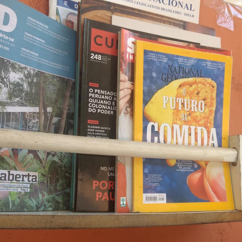 Biblioteca Comunitária de Campinas.