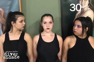 """""""Refugiadas"""" soma dança e teatro para homenagear mulheres de todo o mundo"""