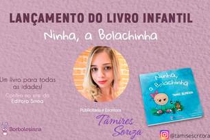 """""""Ninha, a Bolachinha"""": lançamento nacional é aposta para divertir crianças"""
