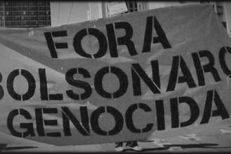 Coletivo artístico apresenta vídeo em manifesto ao desgoverno do atual presidente