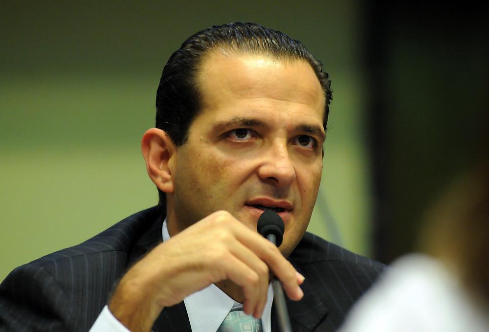 Deputado Edmir Chedid.