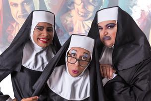 """""""Santo Humor"""" estará na segunda edição do Festival do Riso de Amparo"""