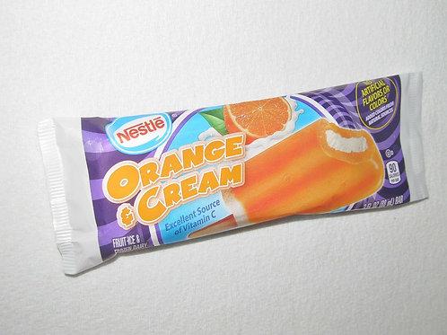 Orange & Cream Bar
