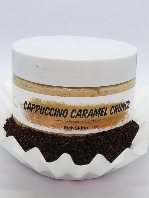 Cappuccino Caramel Crunch Body Scrub