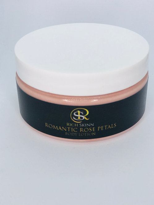 Romantic Rose Petals Body Lotion