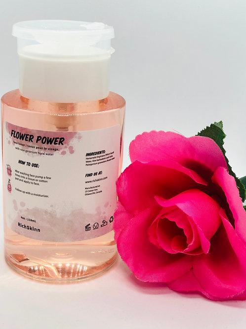 Flower Power Facial Toner