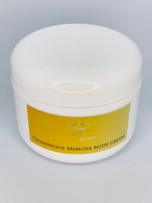 Champagne Mimosa Body Cream