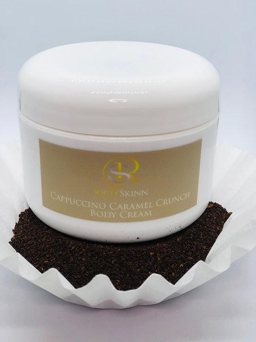 Cappuccino Caramel Crunch Body Cream