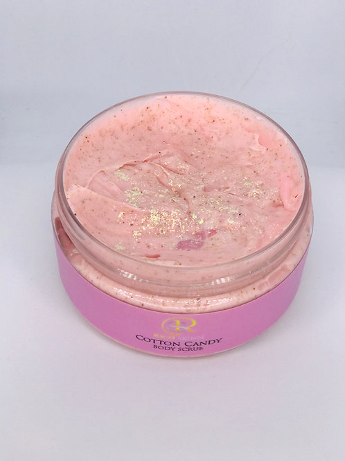 Cotton Candy Body Scrub