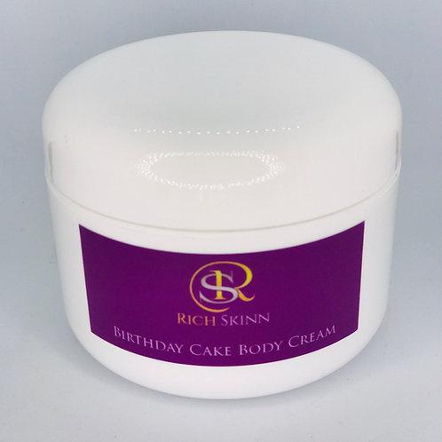Birthday Cake Body Cream
