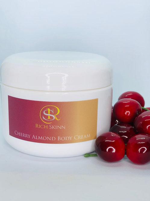 Cherry Almond Body Cream
