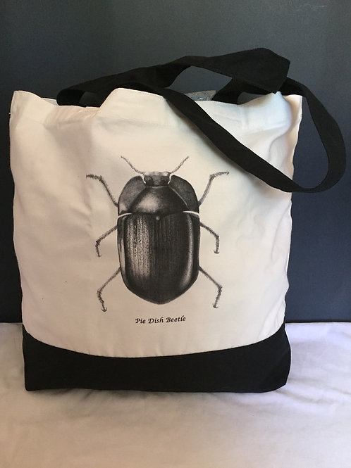 Beetle Calico Bag