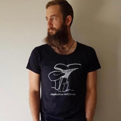 Unisex Glow in Dark Fungi T shirt