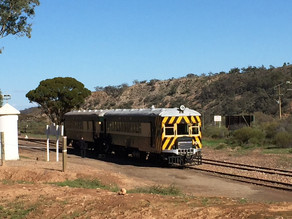 Pitchie Ritchie Railway SA