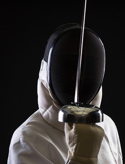 homme epee