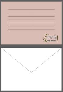 cartao envelope