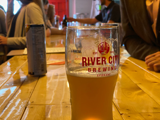 Tour of River City Brewing