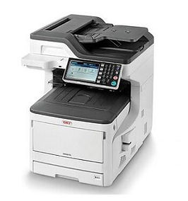 Oki 8473 Color MFP