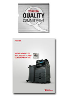 Toshiba Commitment to Quality