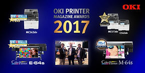 Oki 2017 Orinter Mag Awards