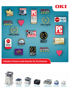OKI Awards Brochure