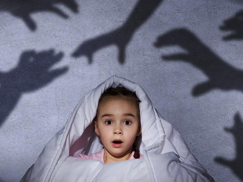Calming Kids' Fears: No More Bumps in the Night (Part 2)