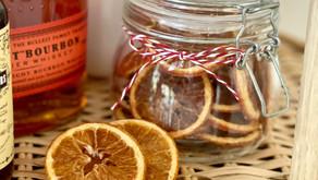 Sweetened Dried Orange Slices
